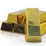 Goldbarren live sehen und anfassen im Geldmuseum der Deutschen Bundesbank